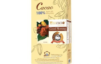 IN HỘP GIẤY ĐỰNG CACAO